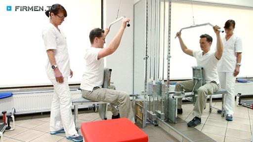 Filmreportage zu Physiotherapie Zoltobrocki