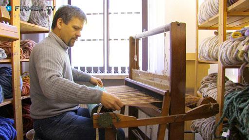 Filmreportage zu Nußschale Wollwerkstatt