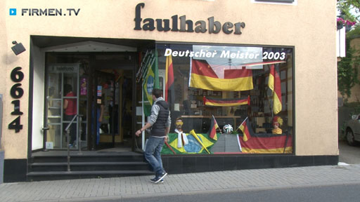 Filmreportage zu Friseur Faulhaber