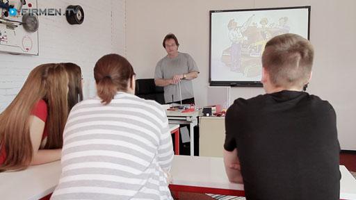 Filmreportage zu Fahrschule Ralf Pfeffer