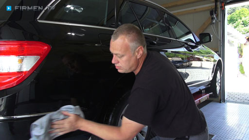 Filmreportage zu ECO ADK Autopflege Dieter Kittsteiner