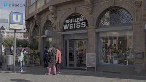 Filmreportage zu Brillen-Weiss GmbH