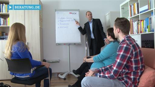 Filmreportage zu C.M.B.S. Change Management  Beratung & Coaching