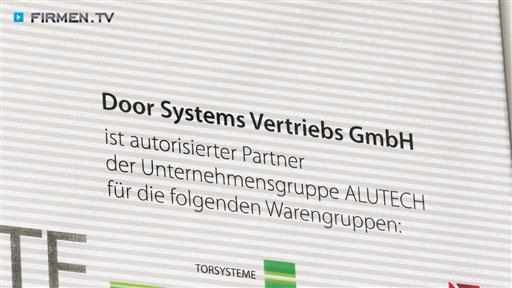 Videovorschau Door-Systems Vertriebs GmbH