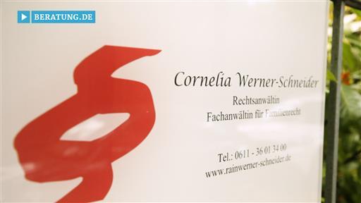 Filmreportage zu Rechtsanwaltskanzlei Werner-Schneider