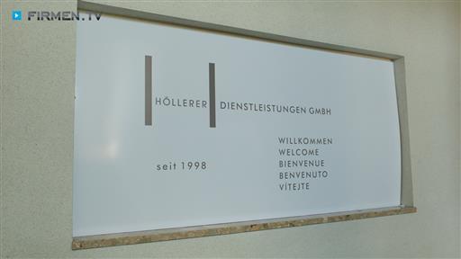 Filmreportage zu Höllerer Dienstleistungen GmbH