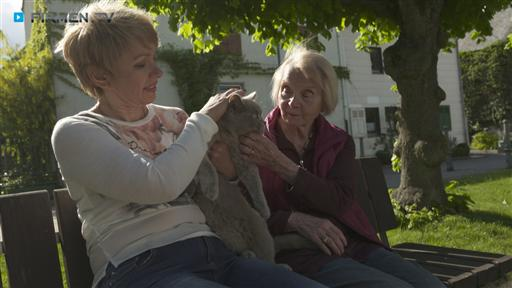 Filmreportage zu Pflegeservice Uwe Sauer