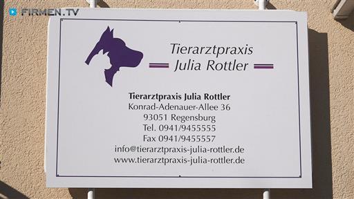 Videovorschau Julia Rottler Tierärztin