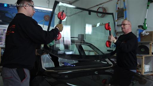Videovorschau Autoglaserei  Thorsten Kluge