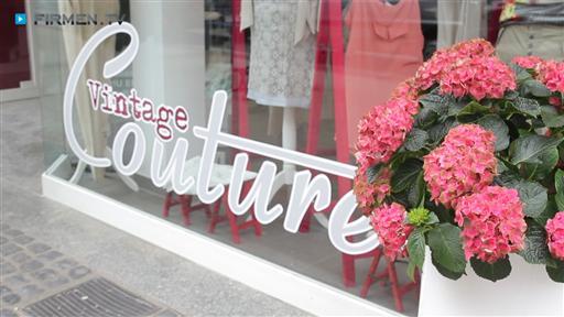 Filmreportage zu Vintage Couture  Birgit Laprell