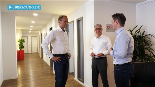 Filmreportage zu Olaf Aßmann MLP Finanzberatung SE
