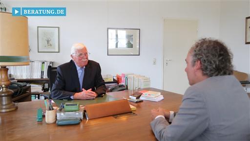 Videovorschau Jürgen Wefelscheid Rechtsanwalt