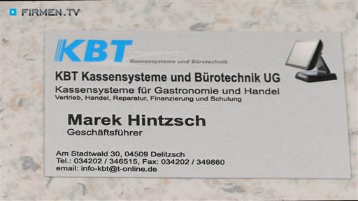Videovorschau KBT Kassensysteme und Bürotechnik UG