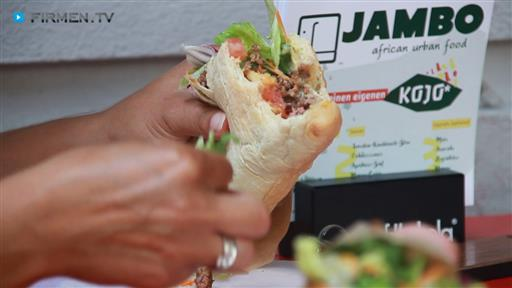Videovorschau Jambo - african fusion food