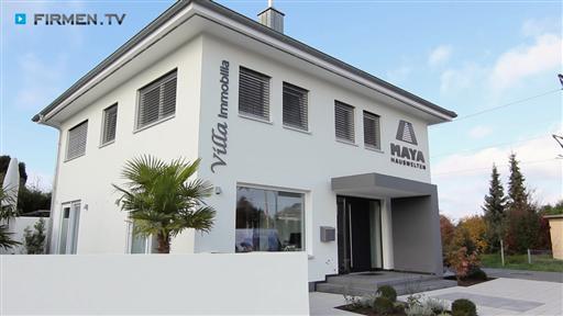 Filmreportage zu MAYA Hauswelten  Neubau & Immobilien