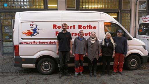 Videovorschau Robert Rothe Feuerschutz GmbH