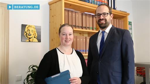 Videovorschau Rechtsanwaltskanzlei Steber Fleig