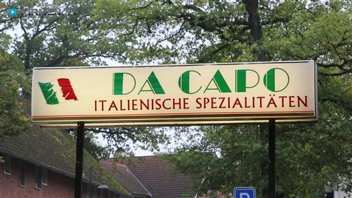 Filmreportage zu Restaurant  DA CAPO