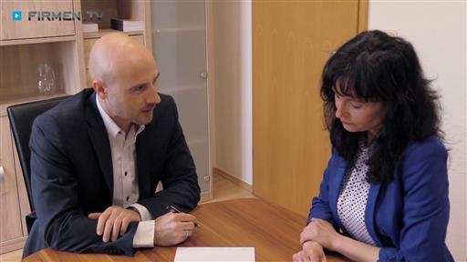 Filmreportage zu Finanzagentur Dresden  Christian Fischer