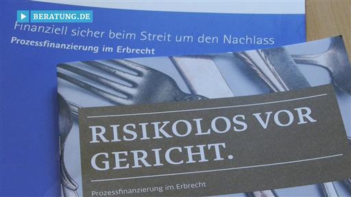 Filmreportage zu Kanzlei für Erbrecht  Rüdiger Gust