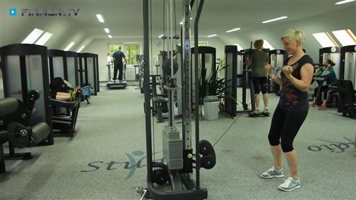 Filmreportage zu Studio K  Sport- und Gesundheitsstudio