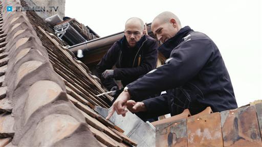 Videovorschau Patrick Plutka  Dachkonstruktionsbau