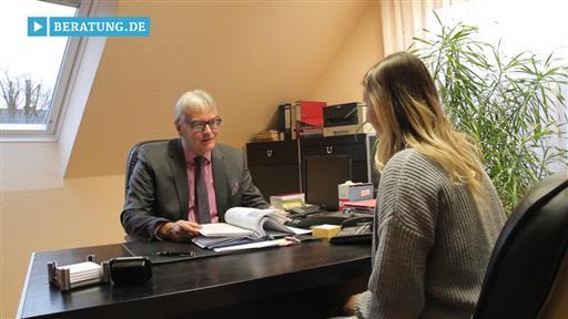 Filmreportage zu Rechtsanwalt Roderich van Heemskerk