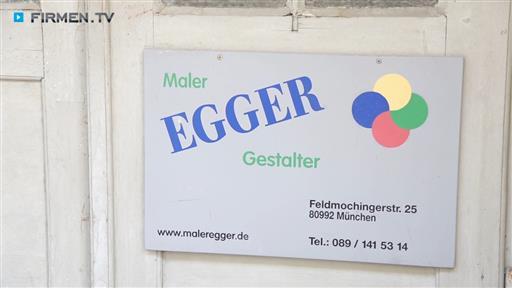 Videovorschau Maler Egger