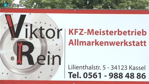 Filmreportage zu KFZ-Meisterbetrieb Viktor Rein