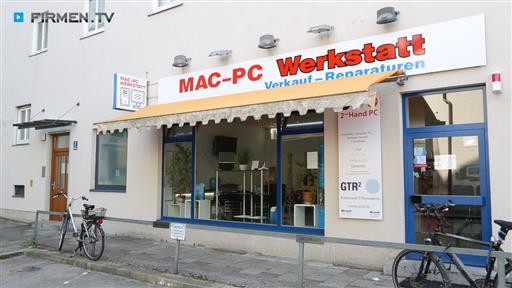 Filmreportage zu MAC-PC Werkstatt Volodimir Schechtmann