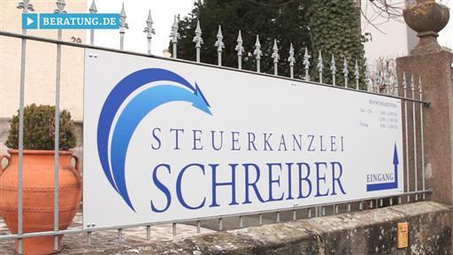 Videovorschau Steuerkanzlei Schreiber Silke