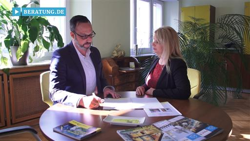 Filmreportage zu Norbert Schaller  Immobilien