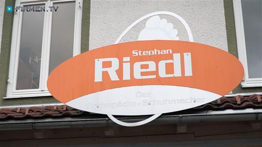 Videovorschau Stephan Riedl  Der Orthopädie-Schuhmacher