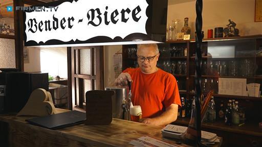 Filmreportage zu Brauerei-Gaststätte Bender