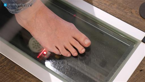 Filmreportage zu Erhardt Gesunde Schuhe
