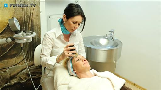 Filmreportage zu Kosmetikstudio  Systemkosmetik Hautnah