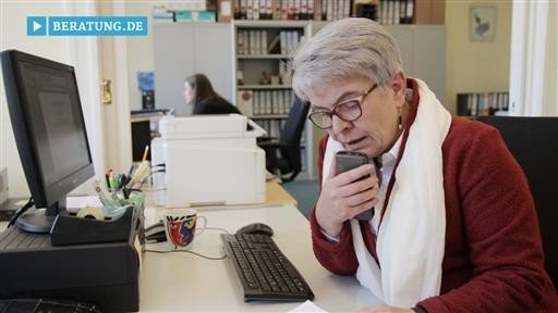 Filmreportage zu Rechtsanwältin und Notarin  Elisabeth Korte-Hirschfeld
