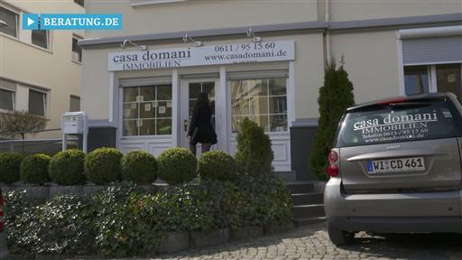 Filmreportage zu Casa Domani  Immobilien