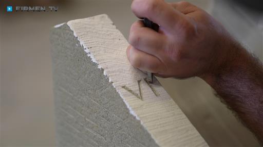 Filmreportage zu Steinmetzbetrieb Bildhauerei Wendt