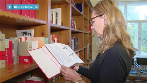 Filmreportage zu Rechtsanwältin und Fachanwältin für Familienrecht & Mediatorin (DAA)  Gabriele Ammer-Barwitz