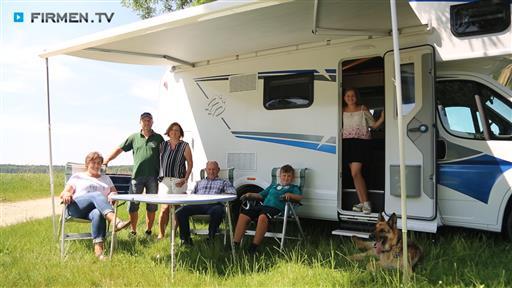 Filmreportage zu Thomas Siegl Camping Caravan