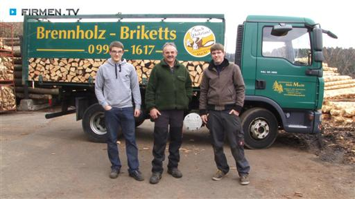 Filmreportage zu Holzhandlung  Alois Macht