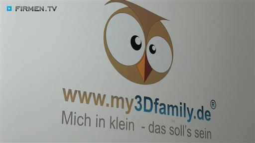 Videovorschau my3Dfamily UG