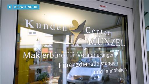 Videovorschau Kunden Center MÜNZEL Vertragspartner der Stern ASS AG