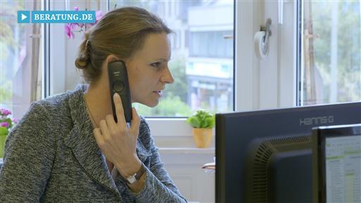 Filmreportage zu Kristina Kempen Steuerberaterin