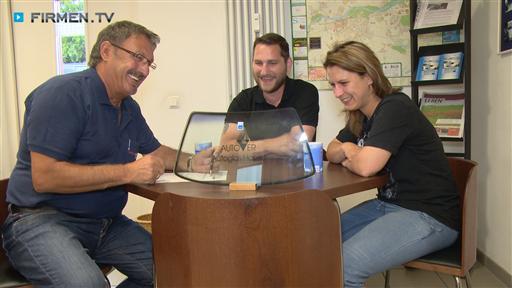Filmreportage zu Autoglas Ring GbR / junited Autoglas Neuburg