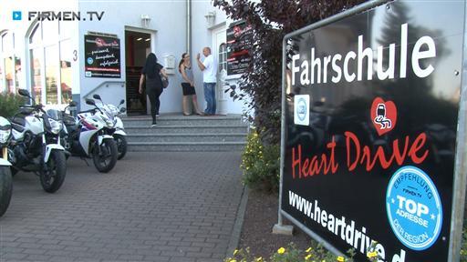 Filmreportage zu Fahrschule Heart Drive Inh. Hartmut Arbes