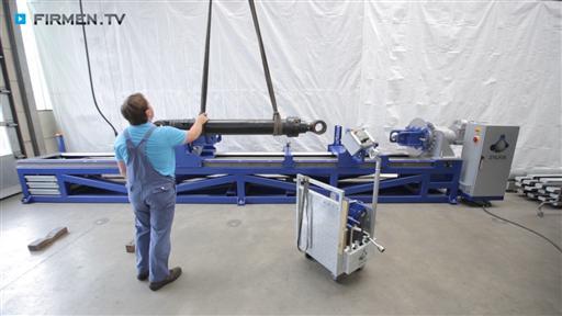 Filmreportage zu Trenkle GmbH  Maschinenbau Zylfix