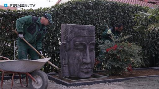 Filmreportage zu Prestige Garten- und Landschaftsbau