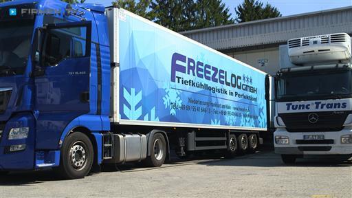 Filmreportage zu FreezeLog GmbH